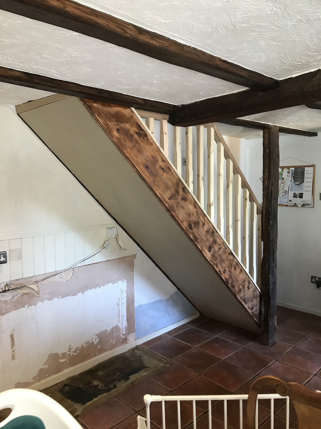 Carpentry by craig ross joiner thatcham berkshire Oak Staircase